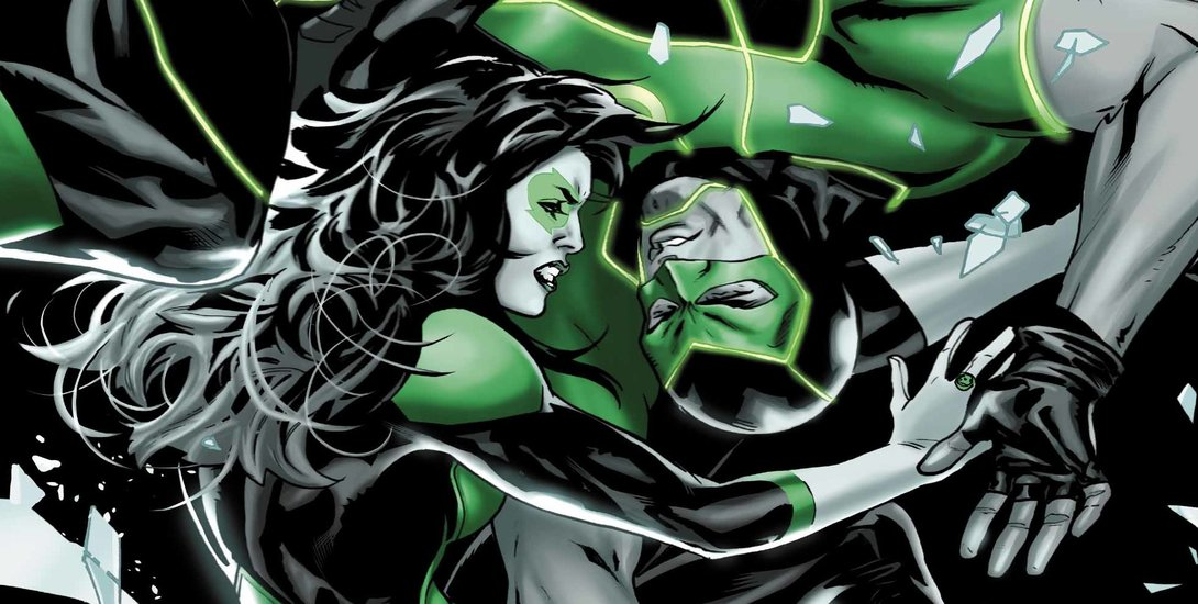 Review: Green Lanterns #20