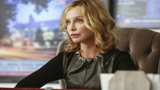 Calista Flockhart's Cat Grant Returning to Supergirl!