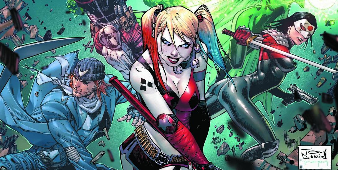 Review: Suicide Squad #16