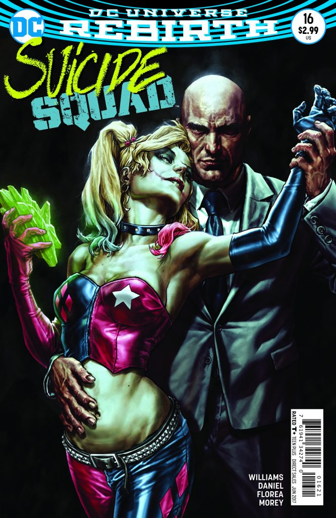 Review: Suicide Squad #16