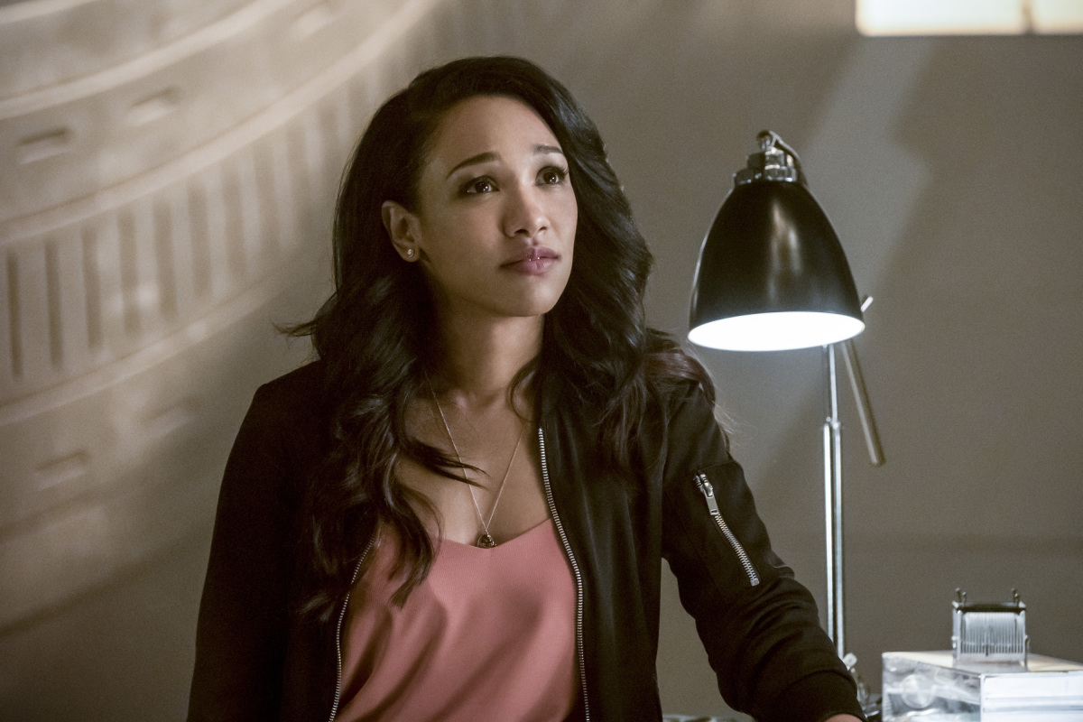 "The Flash -- ""Cause and Effect"" -- FLA321b_0281b.jpg -- Pictured: Candice Patton as Iris West -- Photo: Katie Yu/The CW -- © 2017 The CW Network, LLC. All rights reserved."