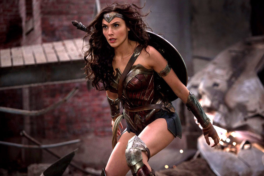wonder woman movie dc comics news