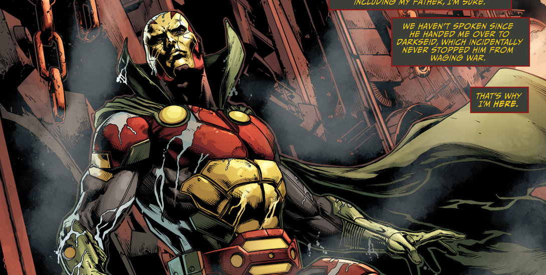 'Mister Miracle' breaks out in a brand new series