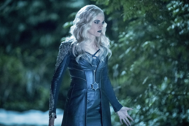 "The Flash -- ""Infantino Street"" -- FLA322b_0295b.jpg -- Pictured: Danielle Panabaker  as Killer Frost -- Photo: Dean Buscher /The CW -- © 2017 The CW Network, LLC. All rights reserved."