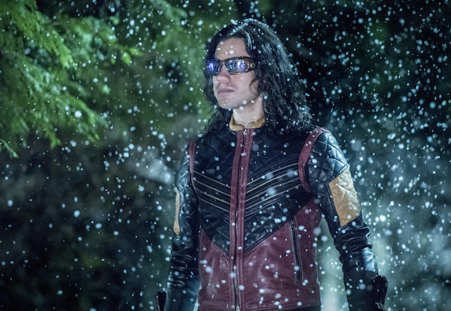 "The Flash -- ""Infantino Street"" -- FLA322b_0305b.jpg -- Pictured: Carlos Valdes as Cisco Ramon -- Photo: Dean Buscher /The CW -- © 2017 The CW Network, LLC. All rights reserved."