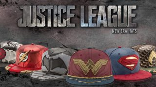 New Era Justice League Hats DC Comics News
