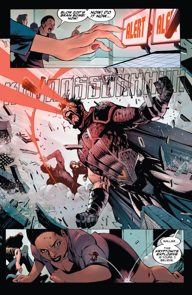 Review: Suicide Squad #18