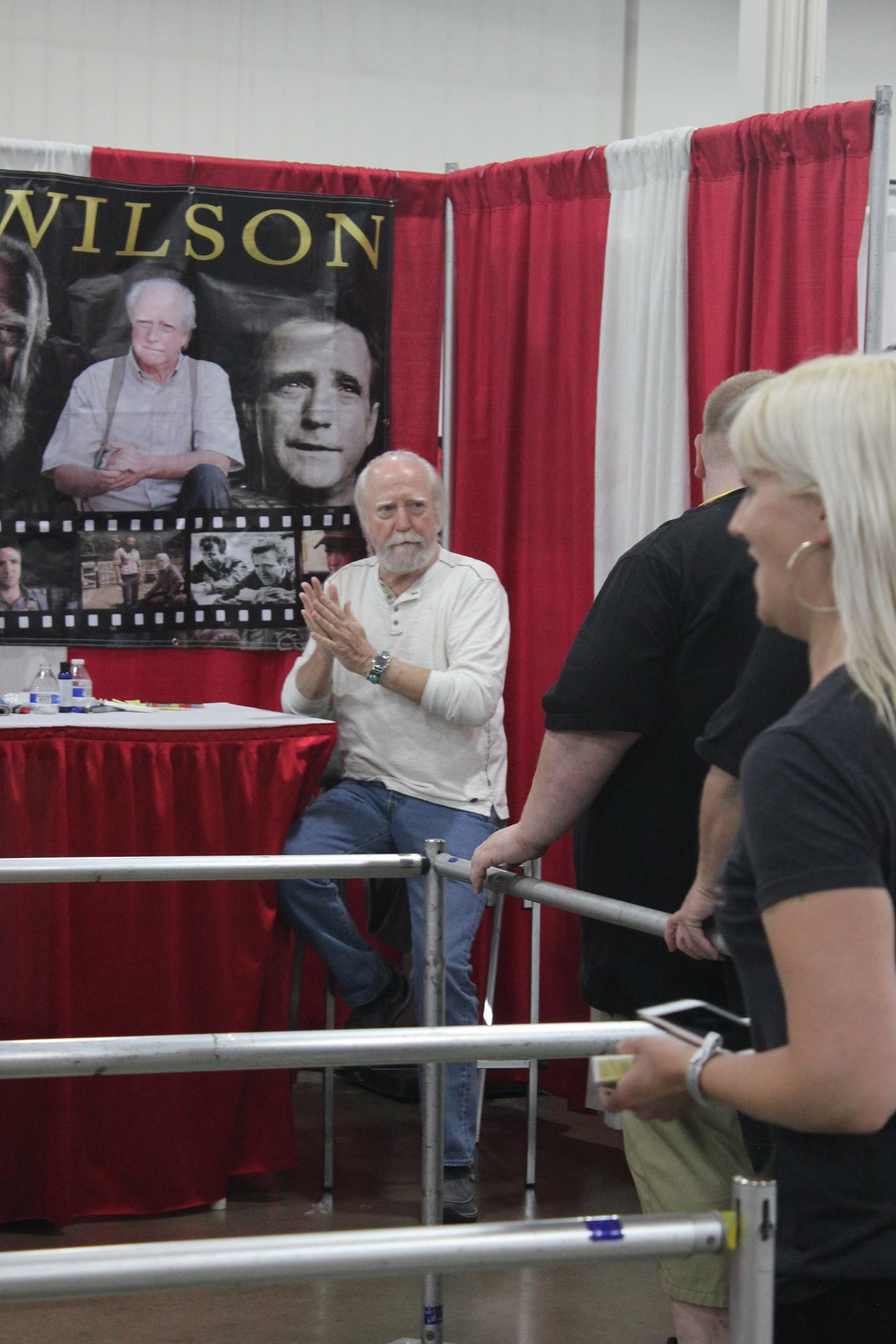 The Walking Dead's Scott Wilson