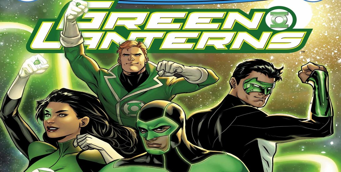 Review: Green Lanterns #24