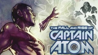 Captain Atom DC Comics News
