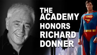 Richard Donner Honored - DC Comics News