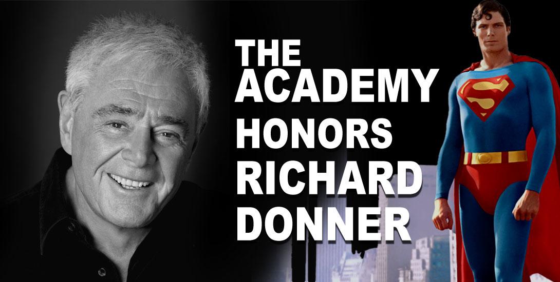 Richard Donner Honored - DC Comics News