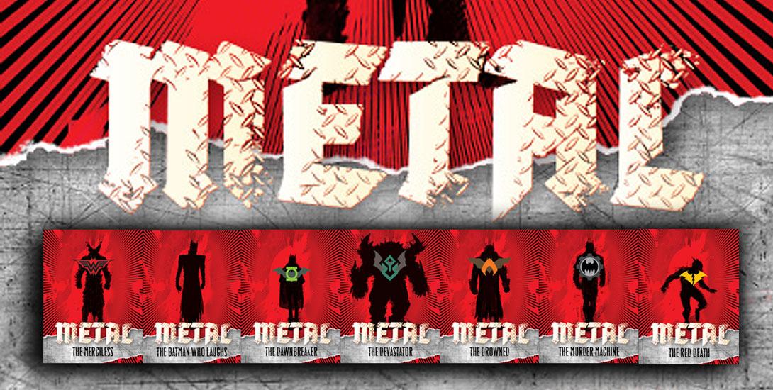 Batman Metal - DC Comics News