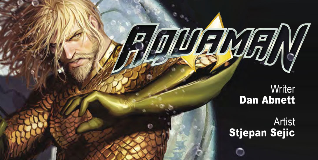 Aquaman 25 - DC Comics News
