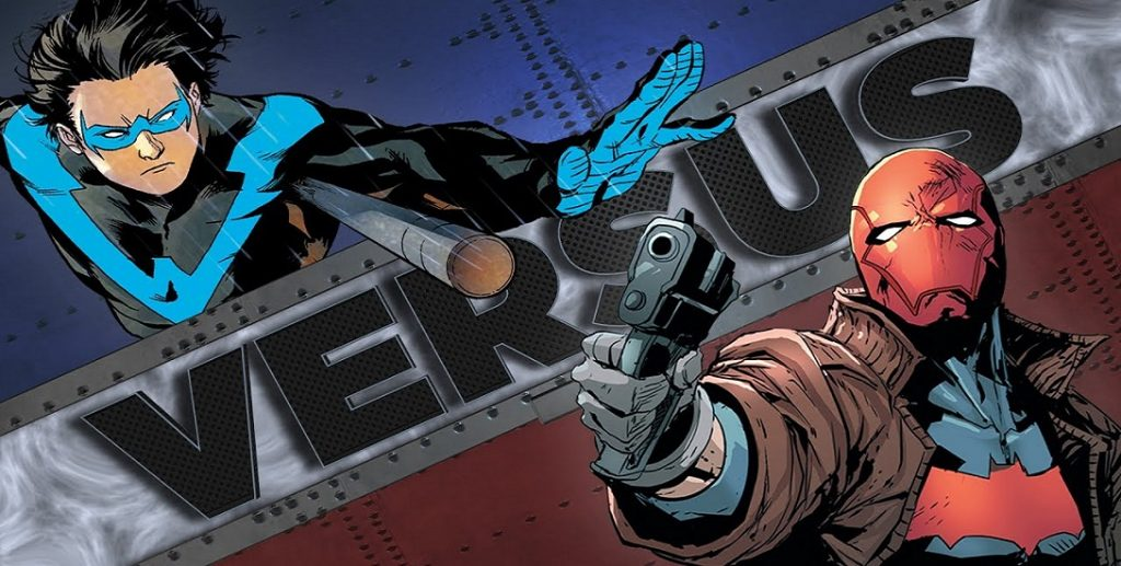 Nightwing vs Red Hood: Which Robin Truly Reigns Supreme?