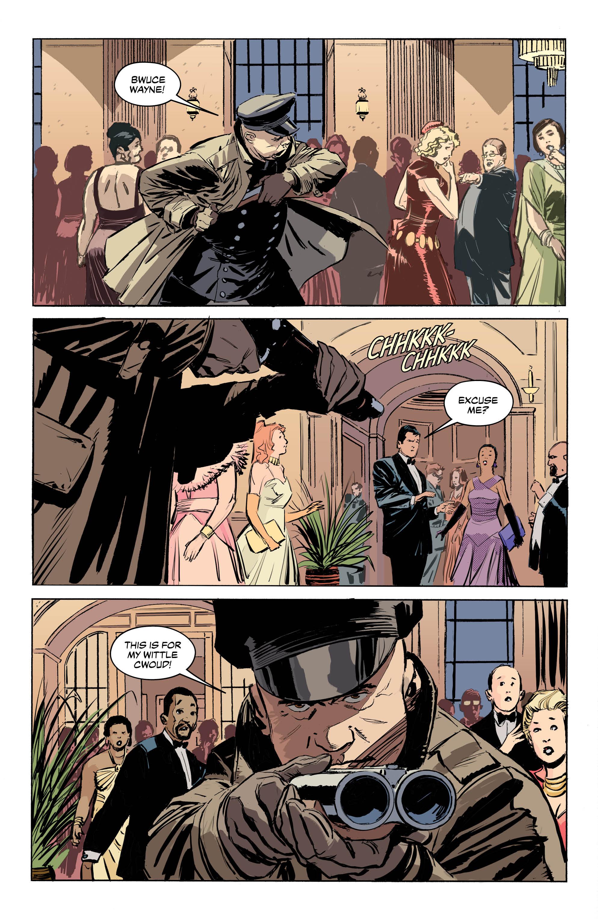 Batman Elmer Fudd 2 -DC Comics News