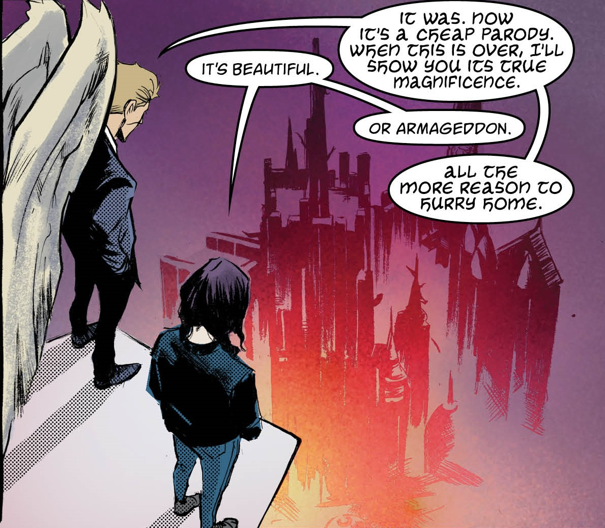 Review: Lucifer #19