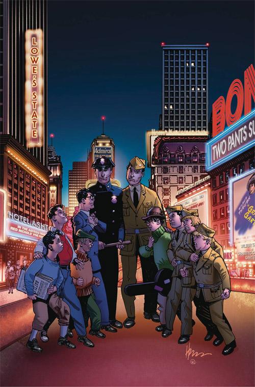 Newsboy Legion - DC Comics News