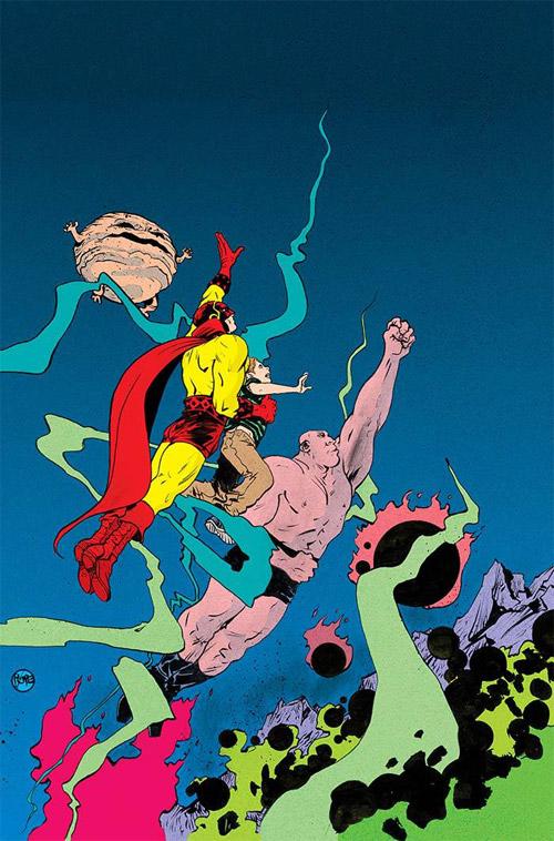 Sandman - DC Comics News