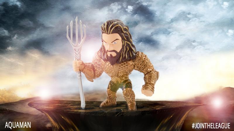 Aquaman Jada Toys - DC Comics News