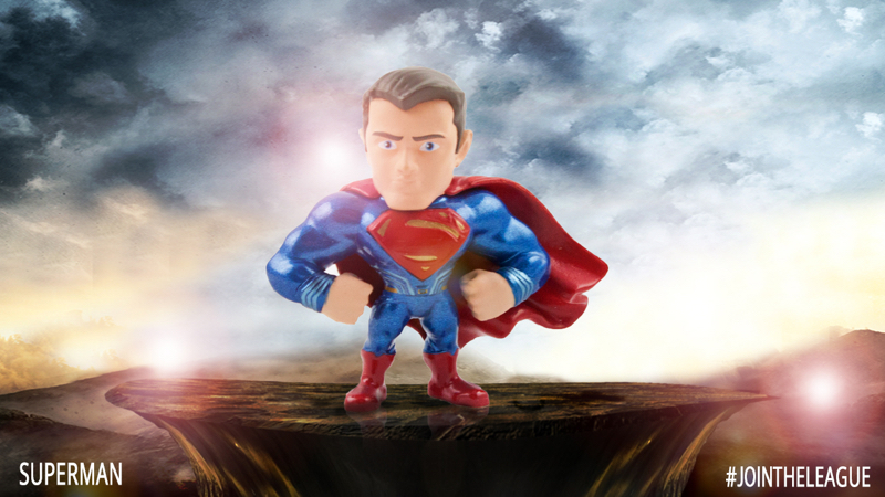 Superman Jada Toys - DC Comics News