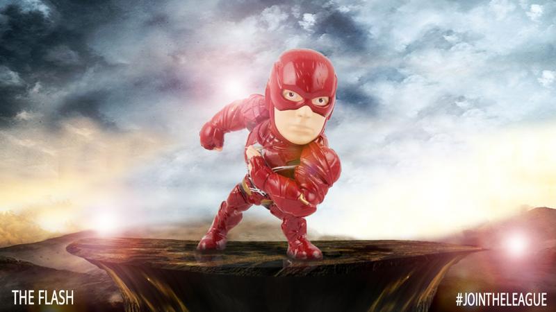 The Flash Jada Toys - DC Comics News