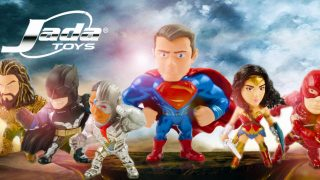 Justice League Jada Toys - DC Comics News