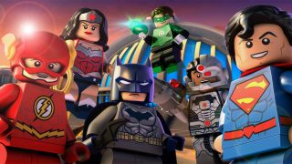 dc superhero lego dc comics news sdcc