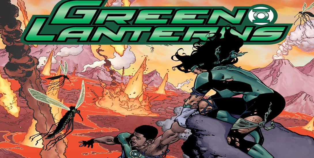 Review: Green Lanterns #27