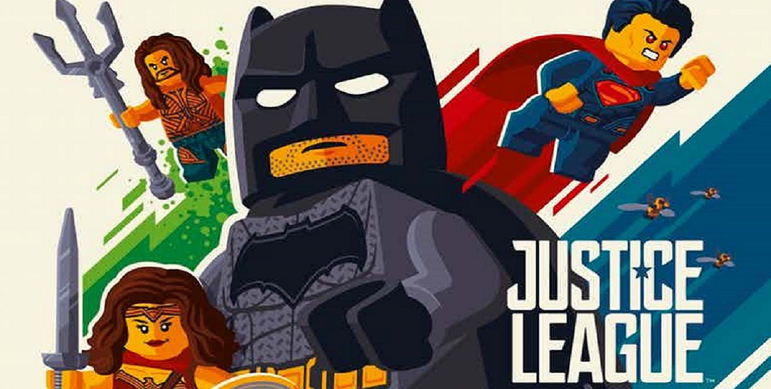 Tom Whalens Fantastic LEGO Fied Justice League Poster Is Now Available At San Diego Comic Con 2017 The Danish Toy Giants Have Had A Long And Fruitful