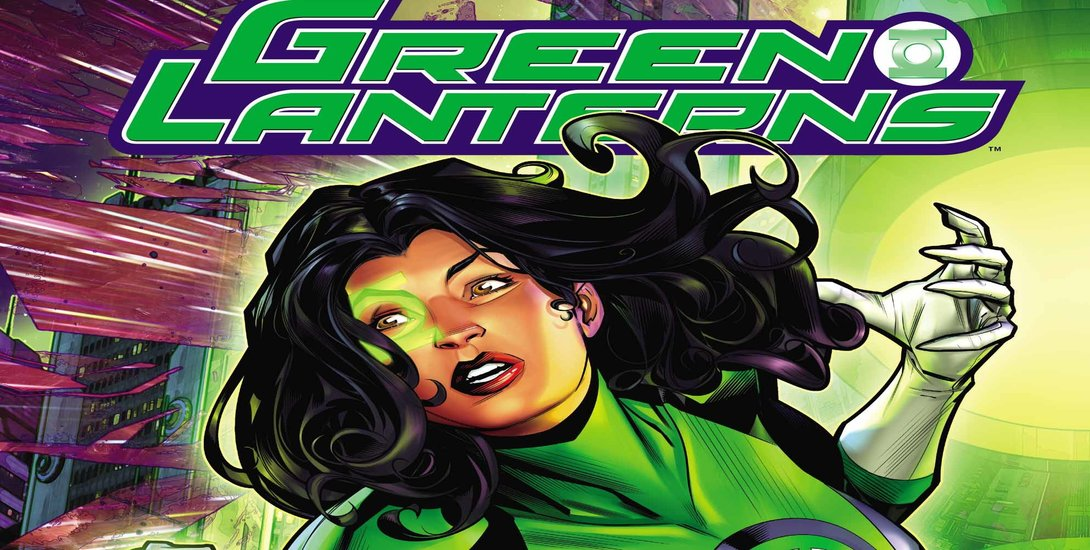 Review: Green Lanterns #28