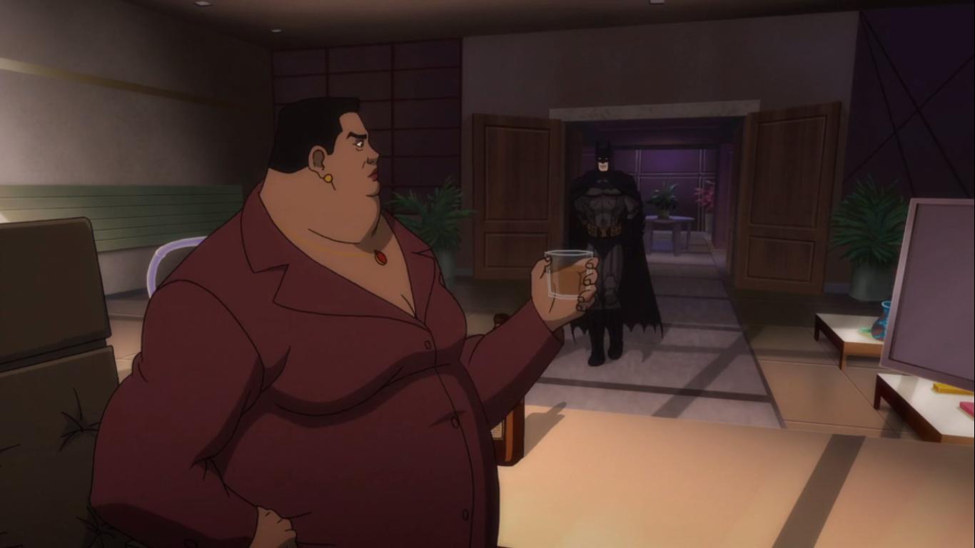 Amanda-Waller-gets-confronted-by-Batman dc comics news
