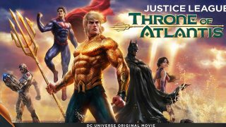 Throne of Atlantis - DC Comics News