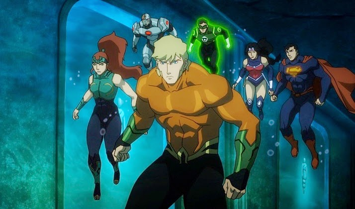 Aquaman and the League - DC Comics News