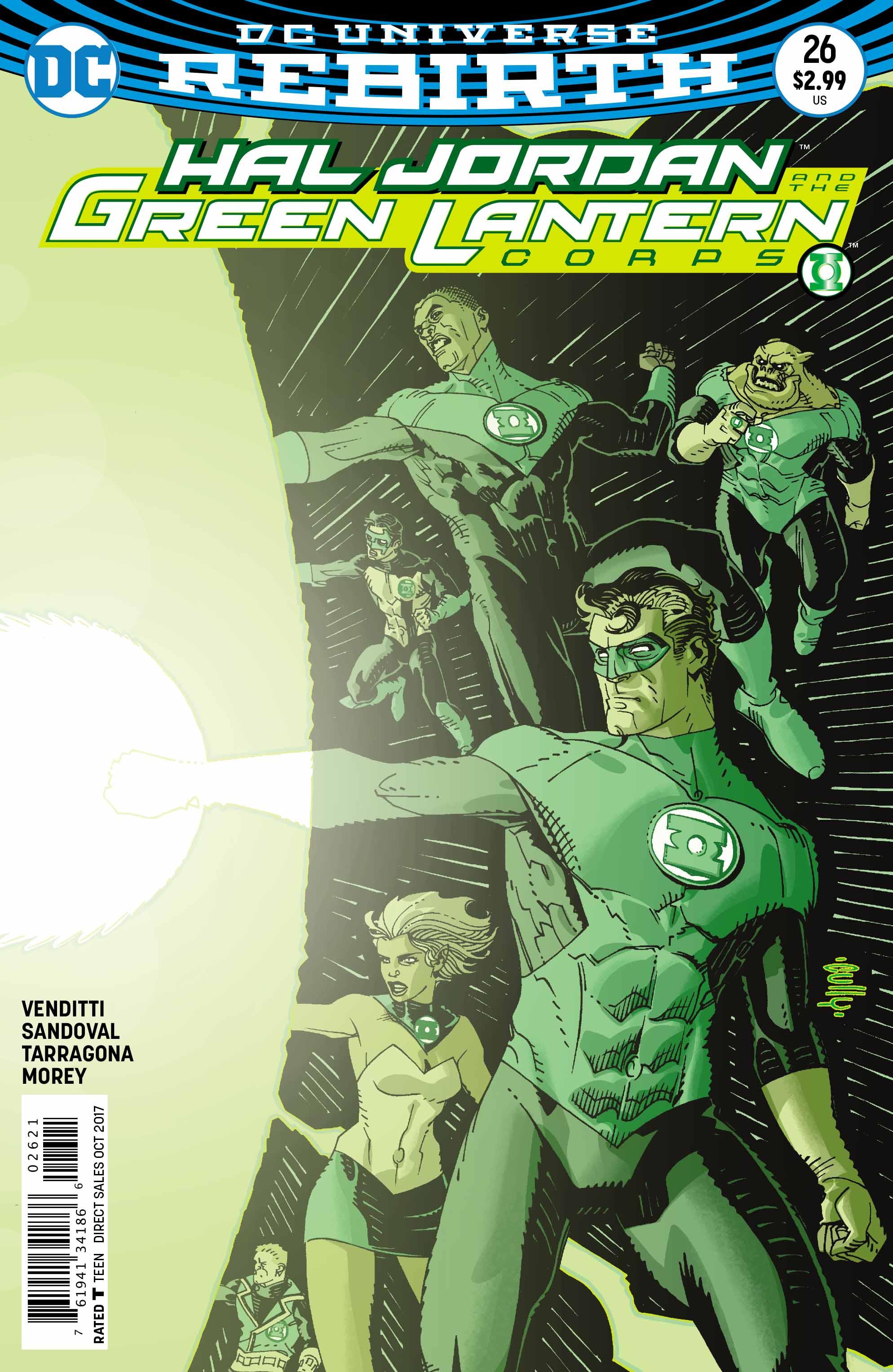 Hal Variant - DC Comics News