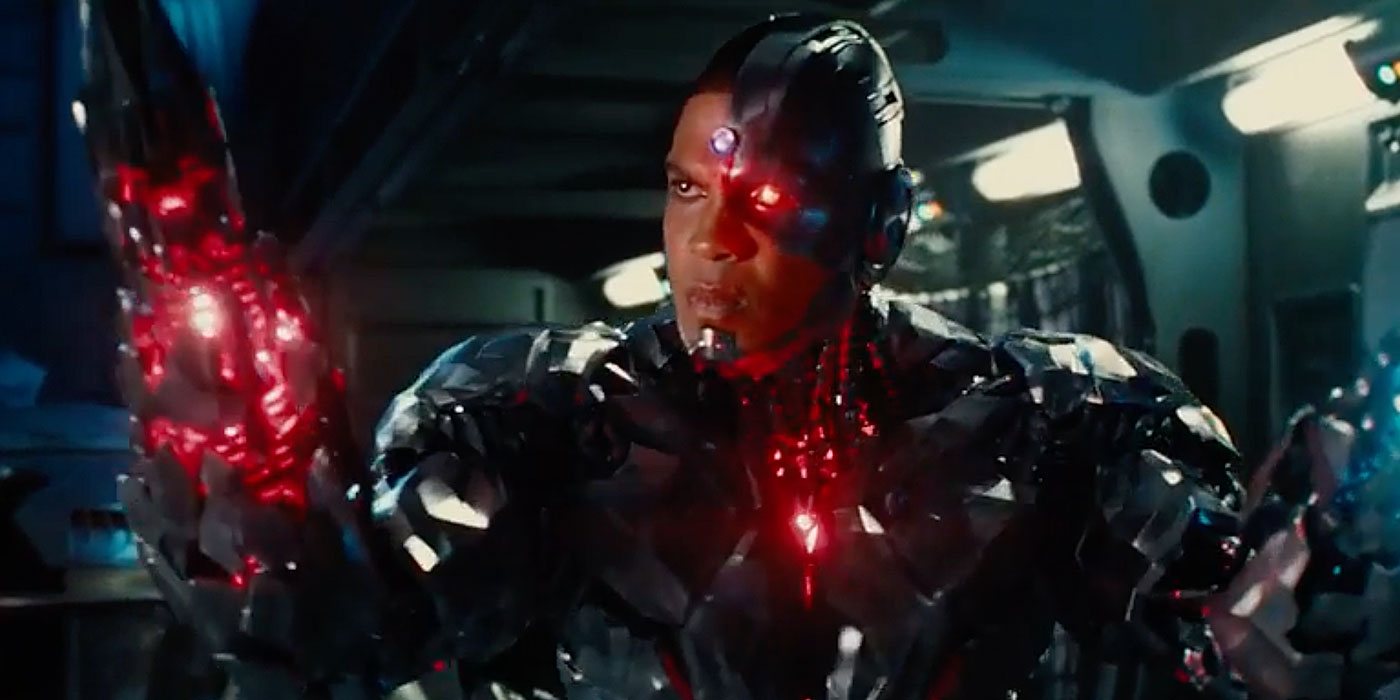 Justice League: Cyborg's Tone Changed as Part of the ...