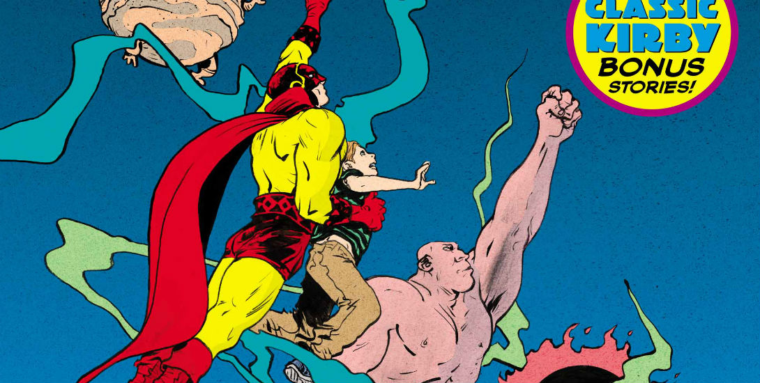 Review: Jack Kirby's 100 – The Sandman Special #1