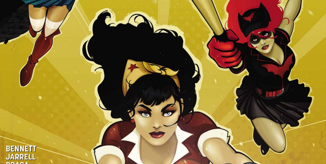 Review: DC Bombshells #33