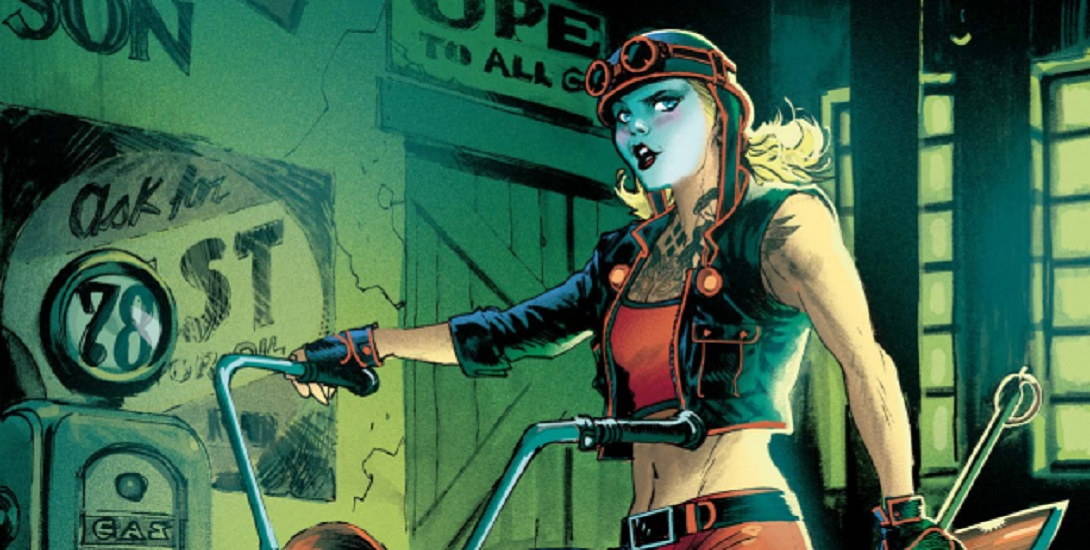 Review: Gotham City Garage – Chapter 1