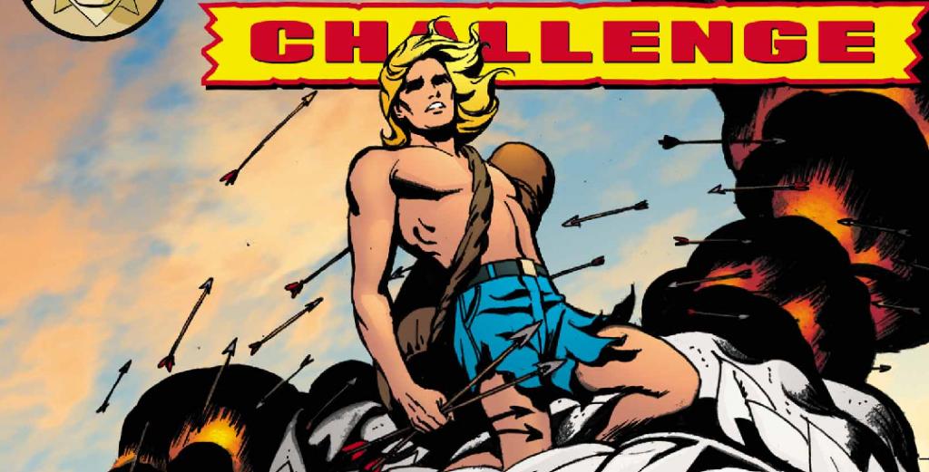 Review: The Kamandi Challenge #8   DC Comics News