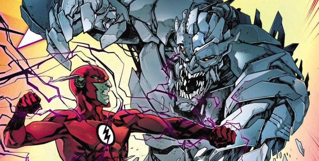 Review: The Flash #29   DC Comics News