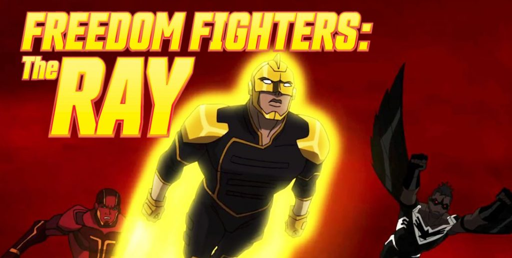 'Freedom Fighters: The Ray' Gets New Poster | DC Comics News
