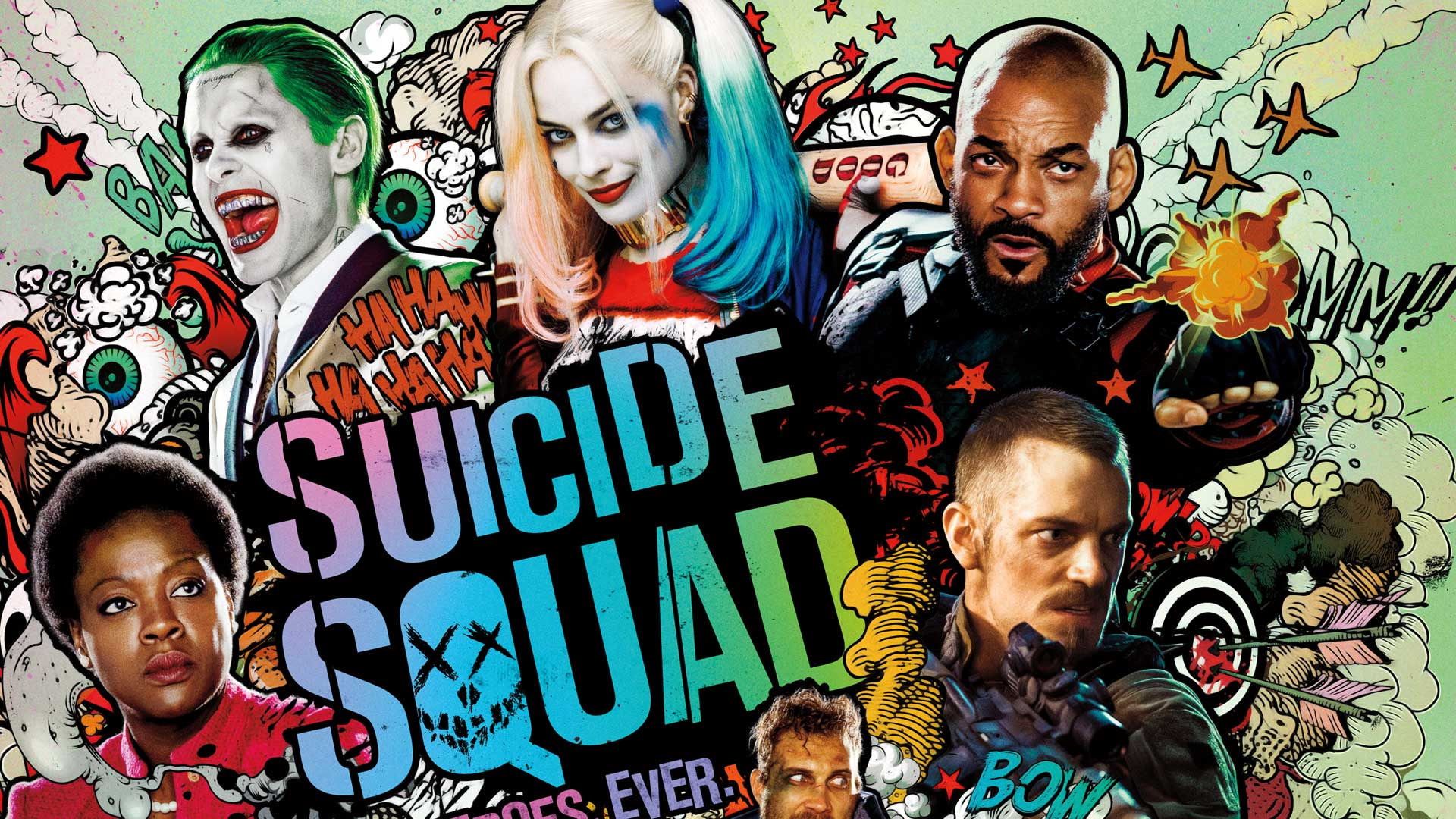 Suicide Squad BluRay - DC Comics News
