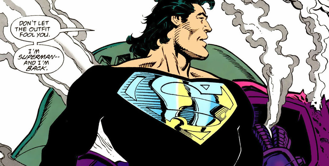 Superman-Black-Suit dc comics news