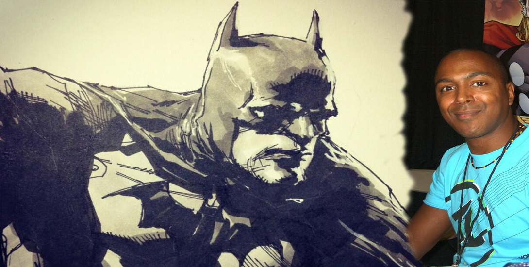 Olivier Coipel batman dc comics news