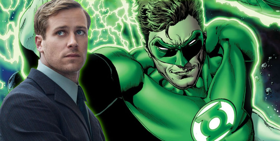 Armie-Hammer-Green-Lantern-Rumors dc comics news