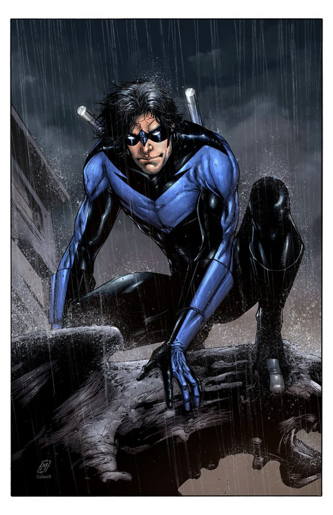 Live-Action Nightwing Film in Development