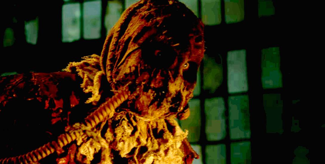 Scarecrow Gotham Season 4 DC Comics News