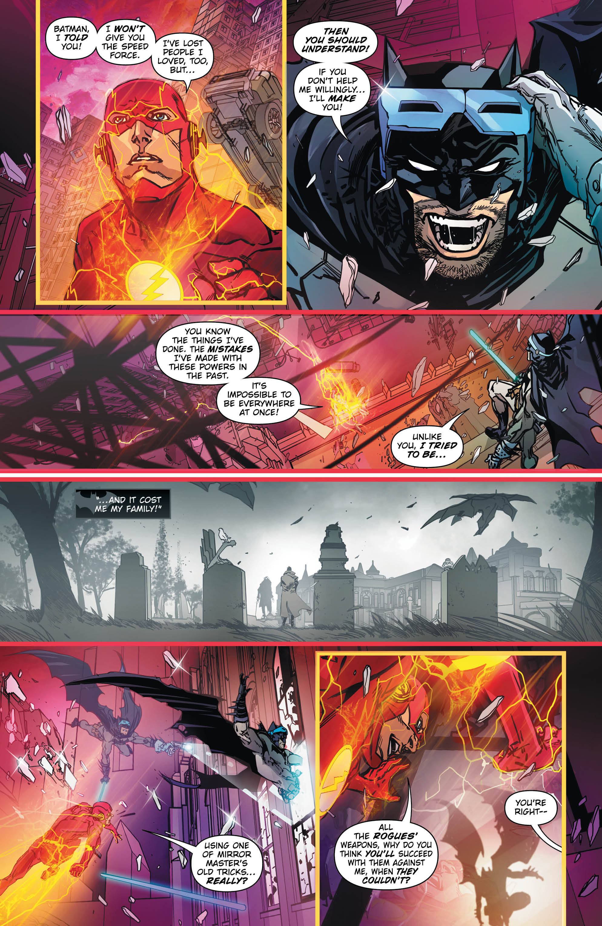Red Death 5 - DC Comics News