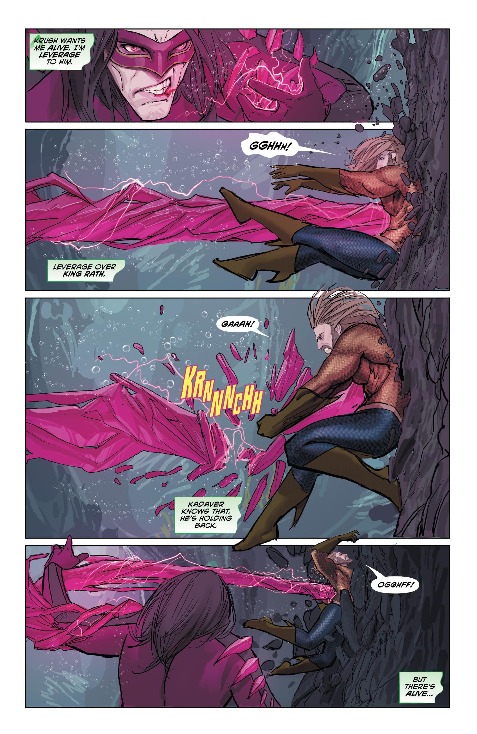 Aquaman 5 - DC Comics News